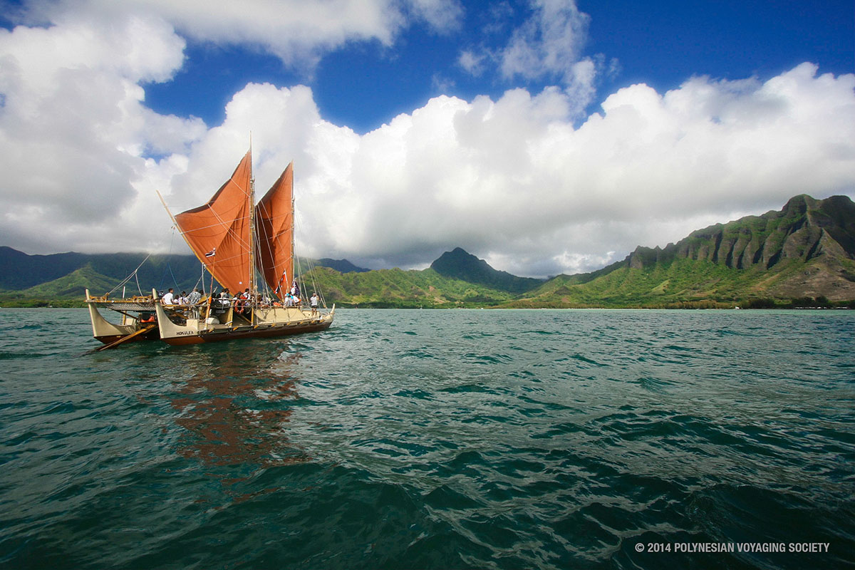 Hōkūle'a: The Story of Hawaiian Voyaging Canoes