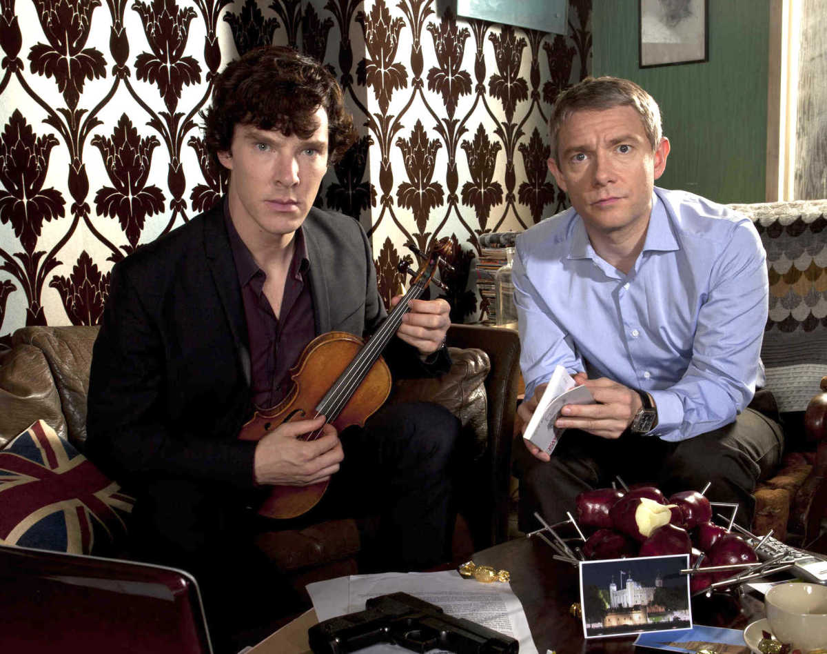 The Johnlock Conspiracy — Romance and Holmesian Deduction in the Sherlock Fandom