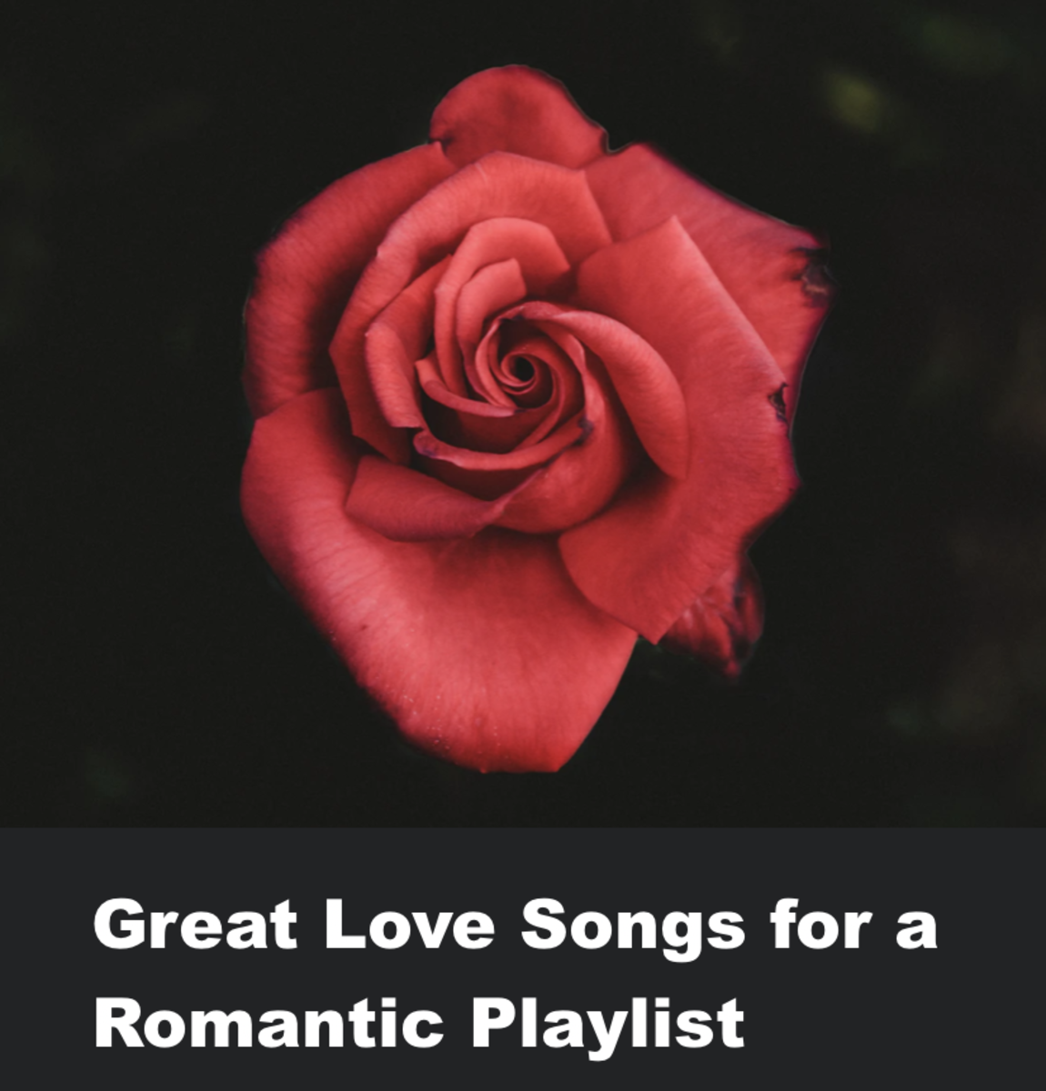 These great songs will get you in the mood for love.