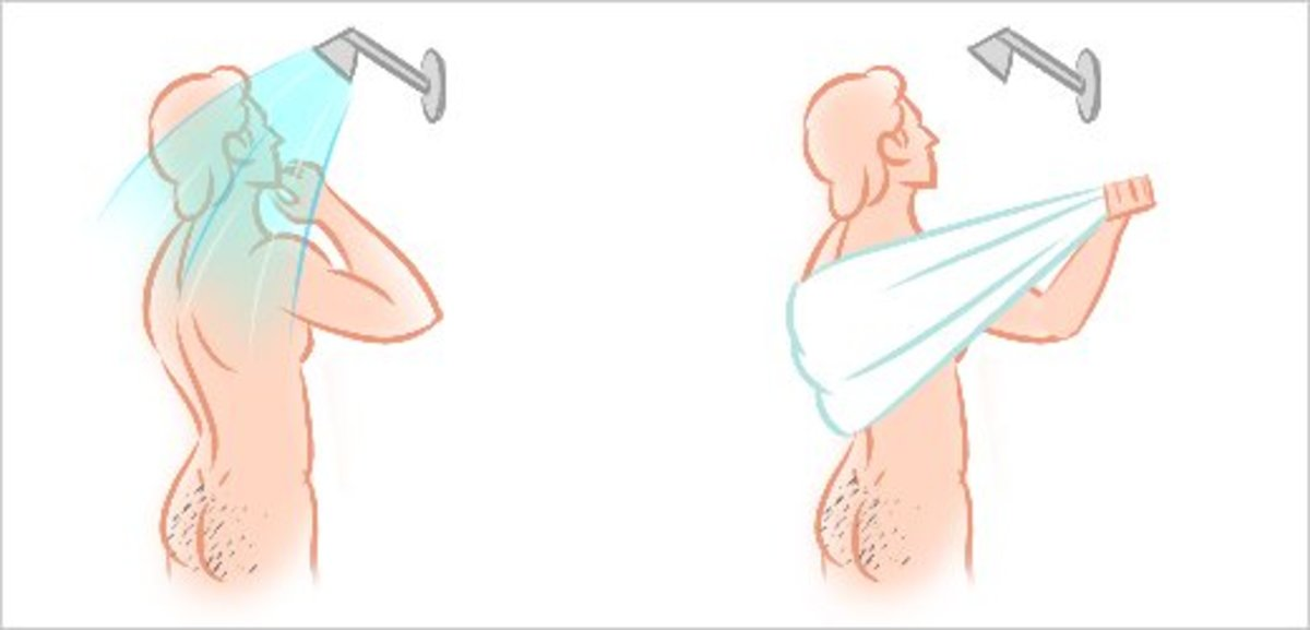 How to Shave Your Butt (Illustrated)