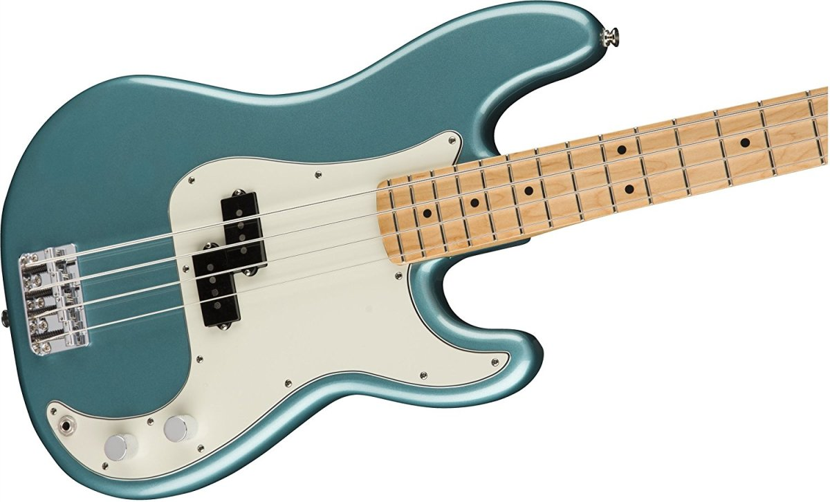 Fender Precision Bass vs. Jazz Bass Review