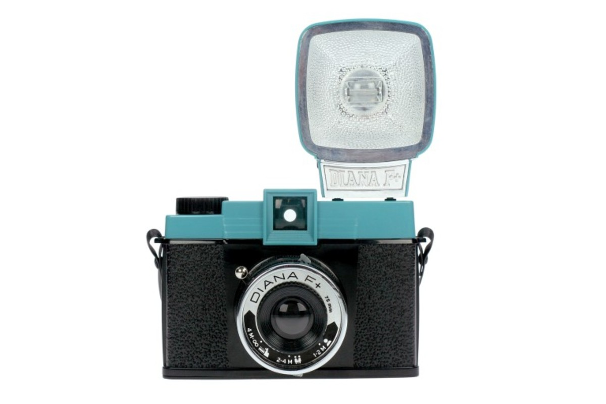 Lomography Diana: starting tips