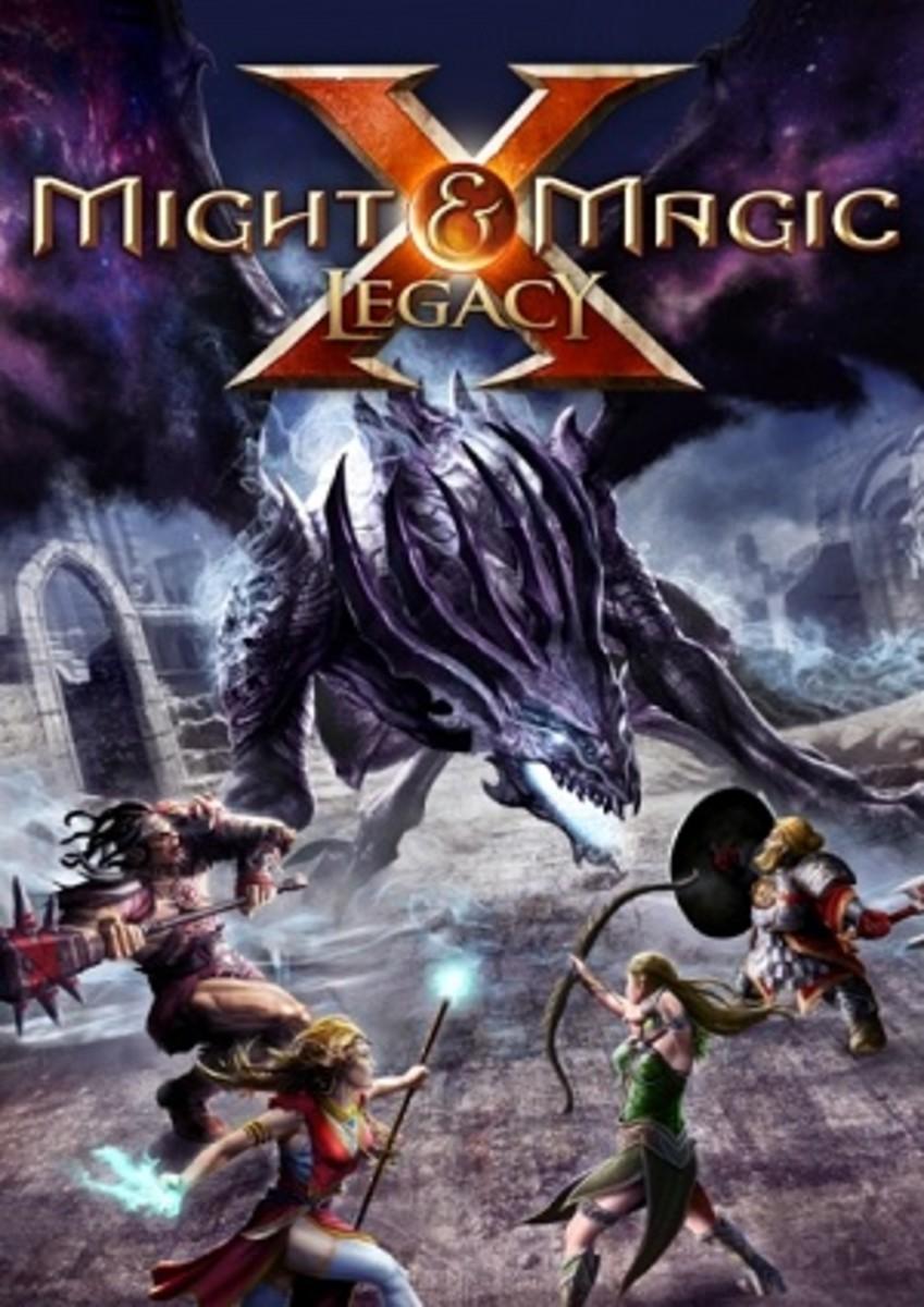 """Might & Magic X: Legacy"""