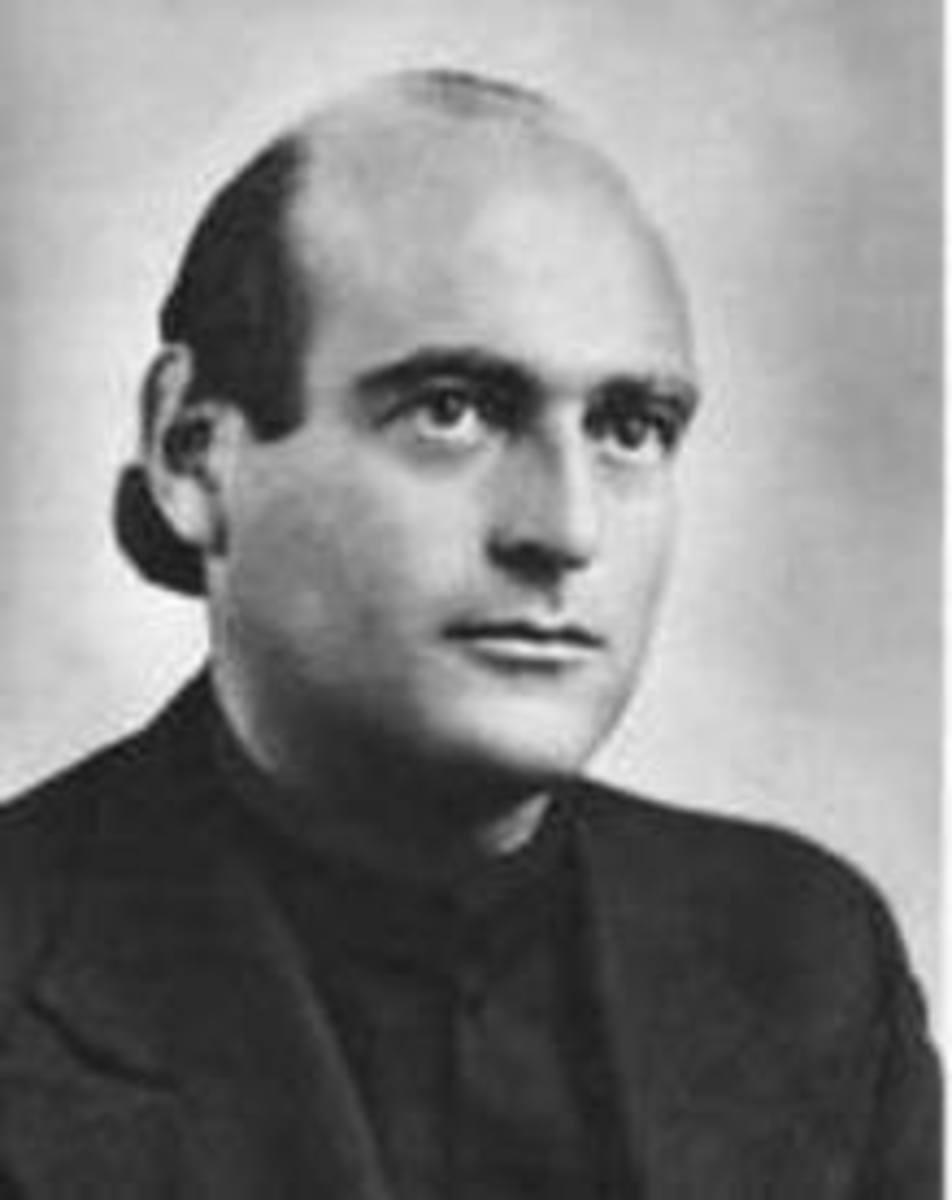 Edmond Bordeaux Szekely(1905–1979)