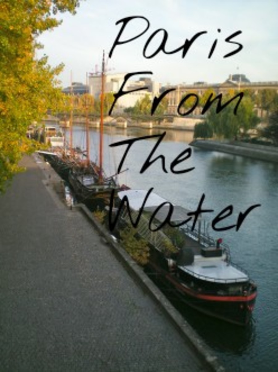 Paris From the Water: A Seine River Tour