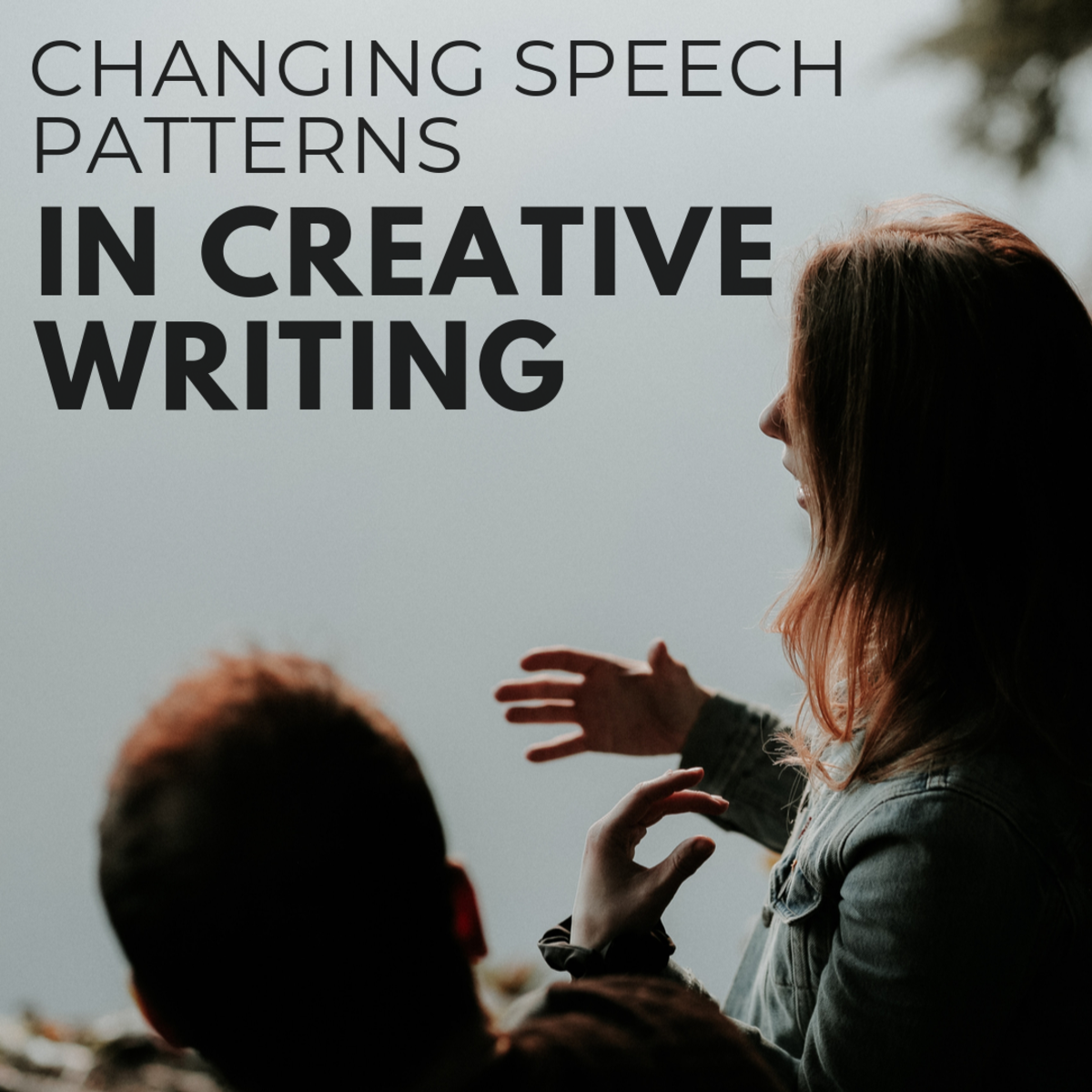 Changing Speech Patterns for Different Characters in Creative Writing