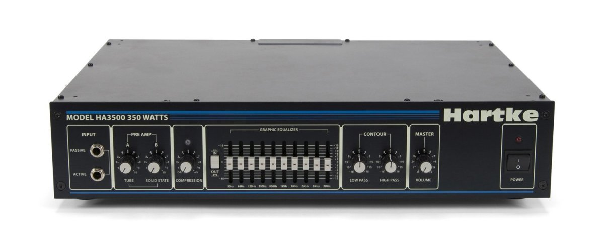 Hartke HA3500 Bass Amp Review
