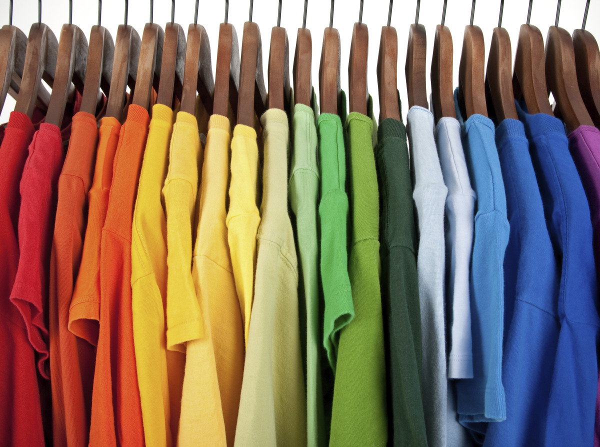 Find out why knowing weight is important when custom printing t-shirts.
