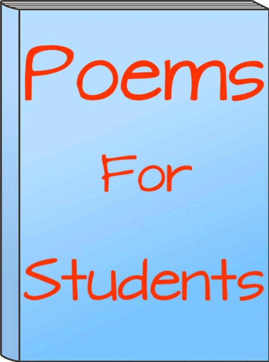 Short, Famous Poems for Middle School or High School