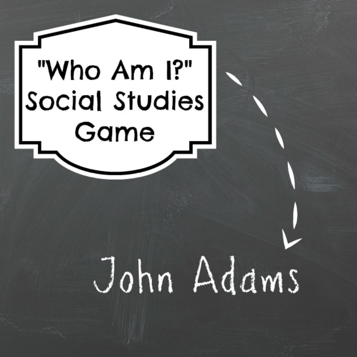 Social Studies Game: Who Am I?