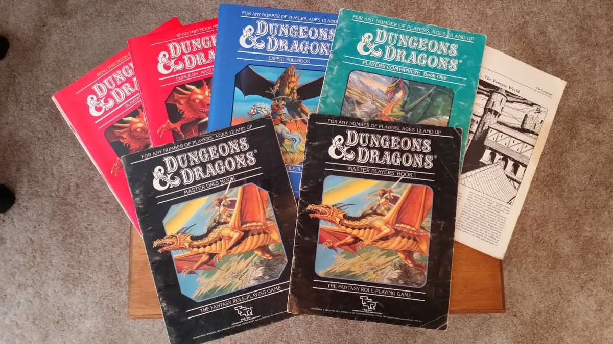 Frank Mentzer: The True Master of Dungeons and Dragons