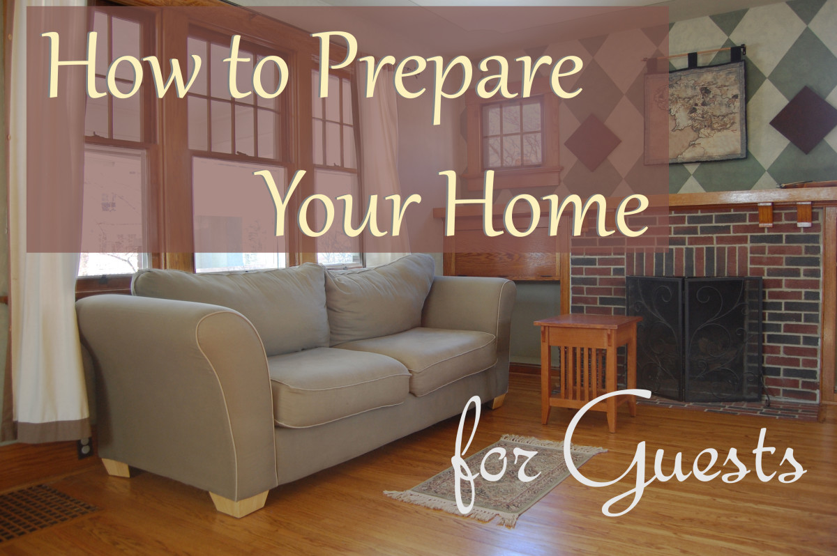 How to Prepare Your Home for Guests and Keep It Company-Ready