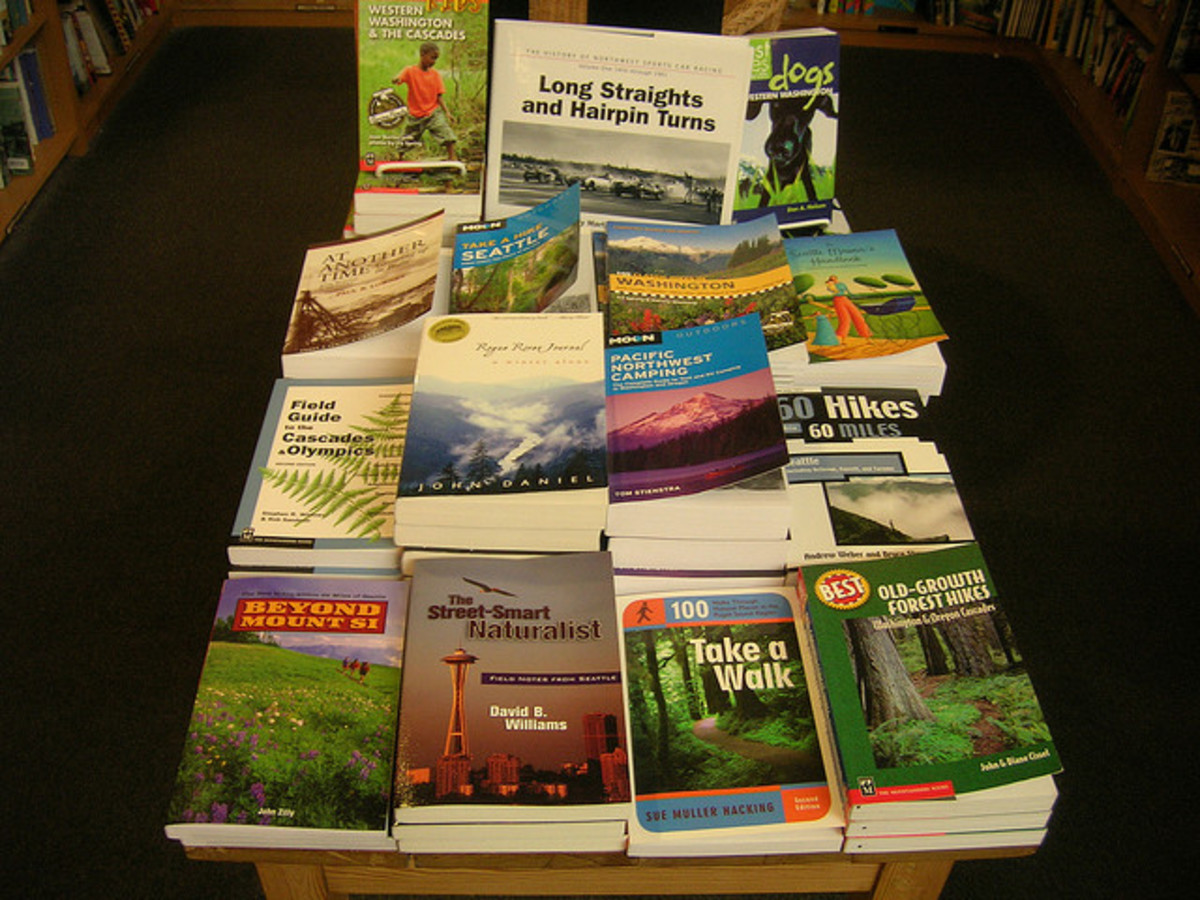 Try a travel display in the late spring when a lot of customers might be planning a vacation.