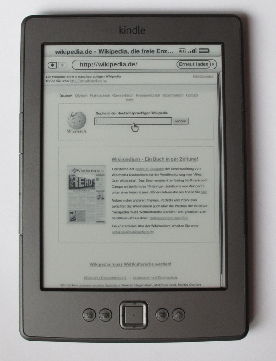 You Can Publish Your eBook on Kindle