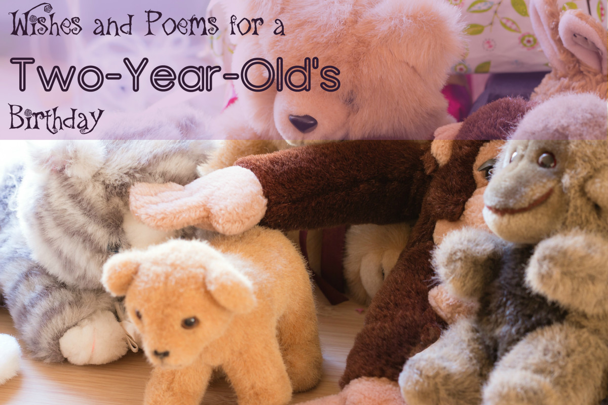 Second Birthday Wishes, Messages, and Poems to Write in a Card