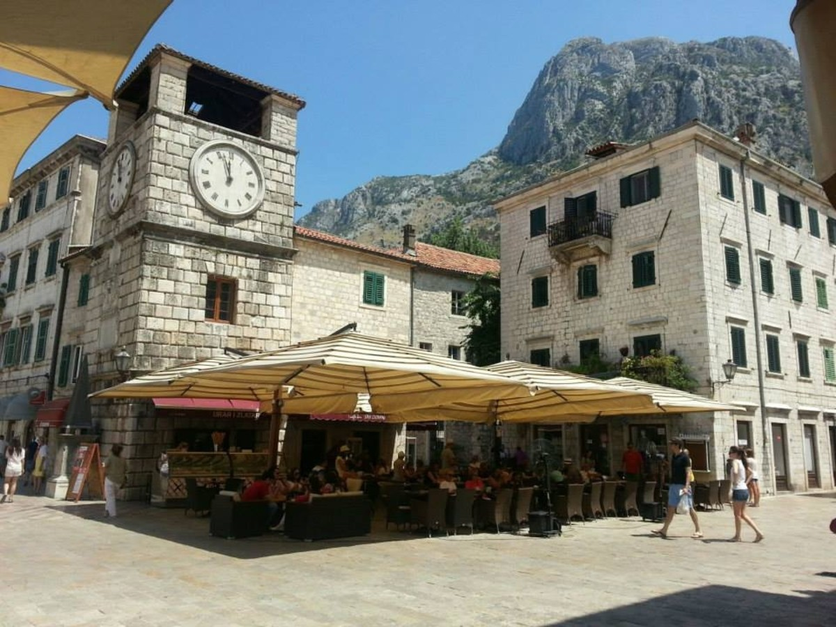 A Rough Guide to Montenegro : Things to do in Kotor Old Town