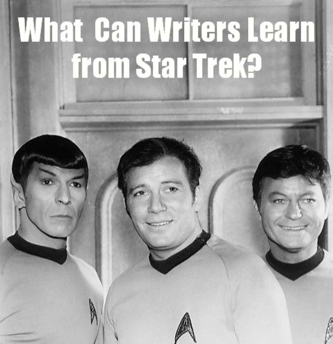 """Discover some surprising advice that the """"Star Trek"""" TV series can offer freelance writers."""