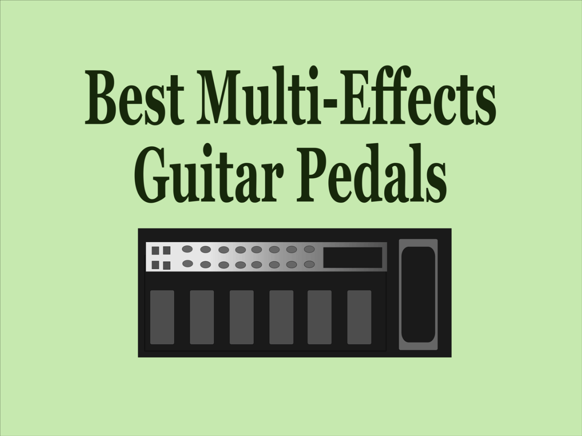 Best Multi-Effects Pedals for Guitar