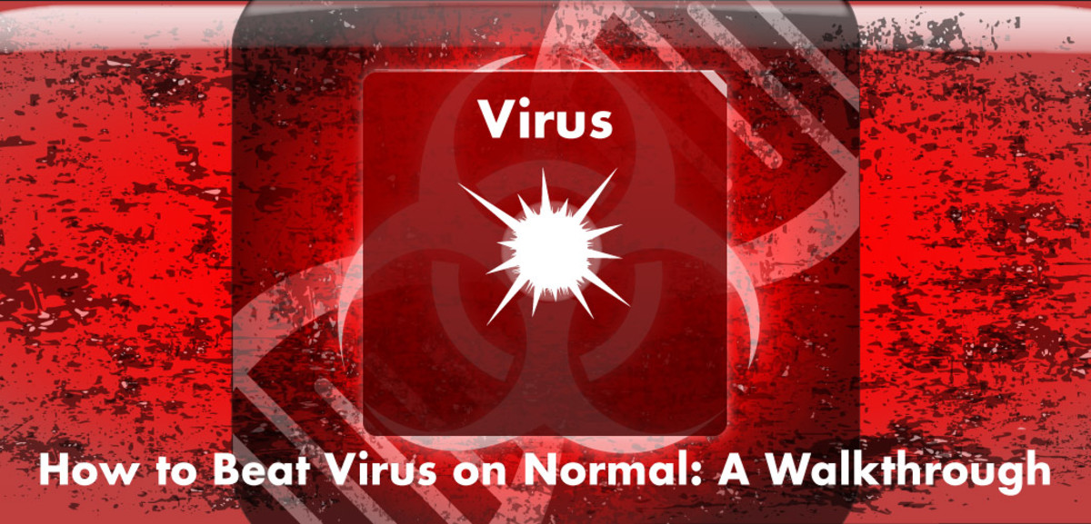 How to Beat Plague Inc. Evolved Virus on Normal
