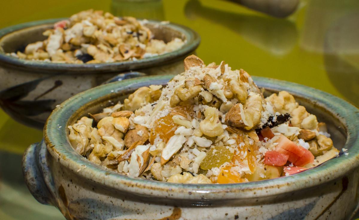 Paleo Muesli - a Gluten Free, Grain Free Breakfast Recipe