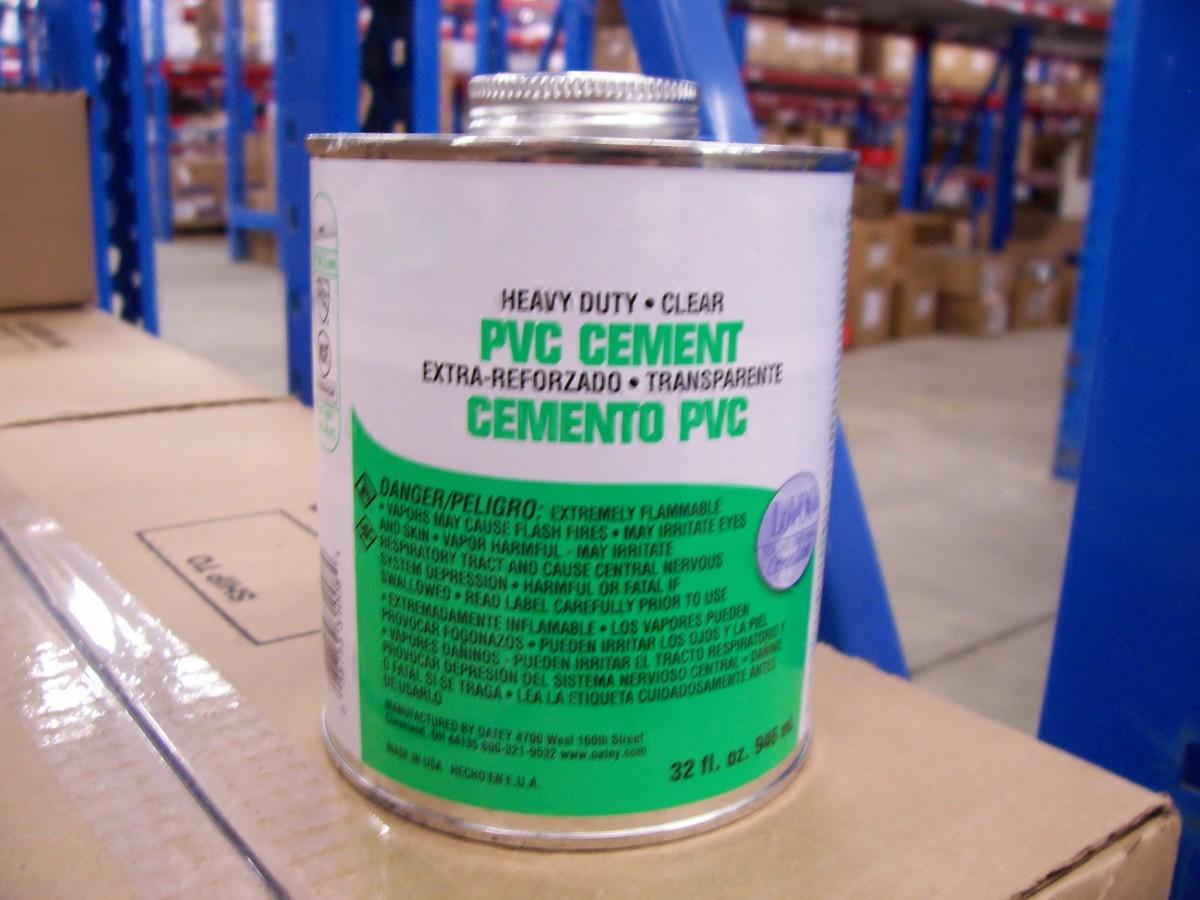 PVC Cement/Glue Image