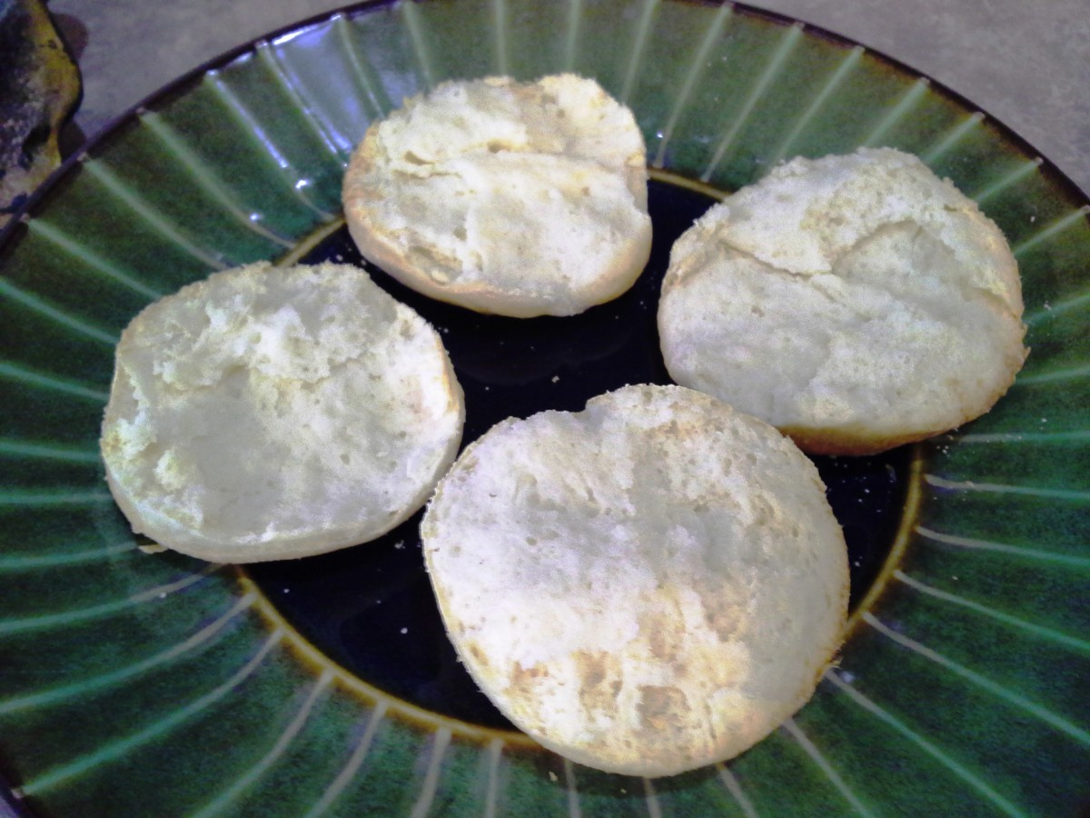Easy-Peasy Homemade Flaky Biscuits