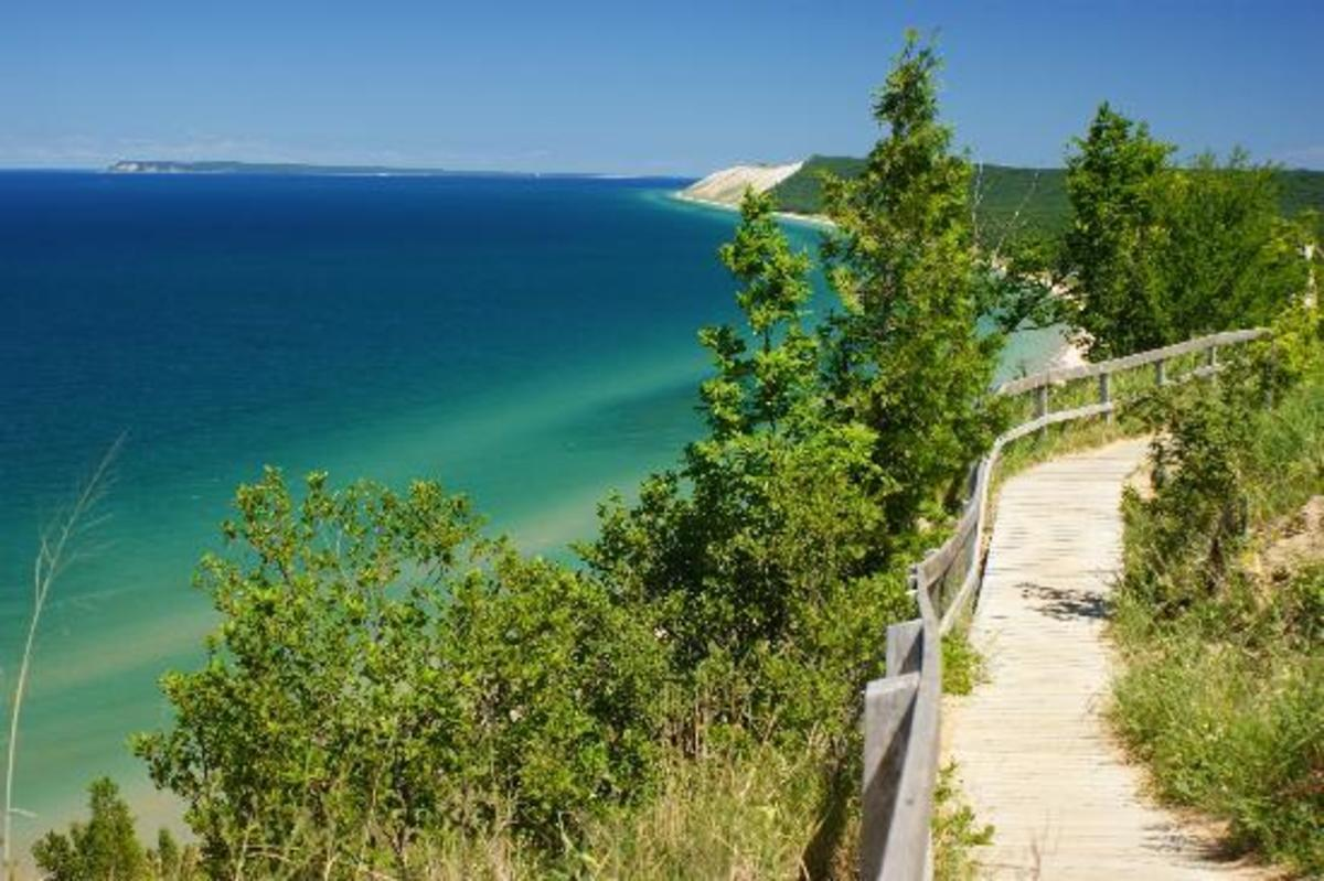 Michigan's Leelanau Peninsula