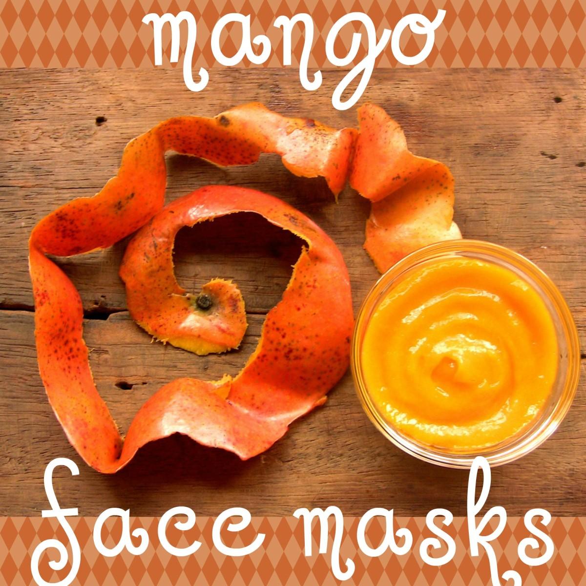 DIY Mango Face Mask Recipes for Beautiful Skin