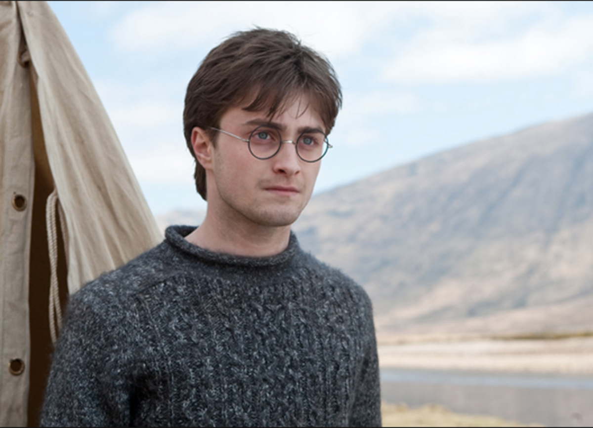 Who Should You Date From the Harry Potter Series?