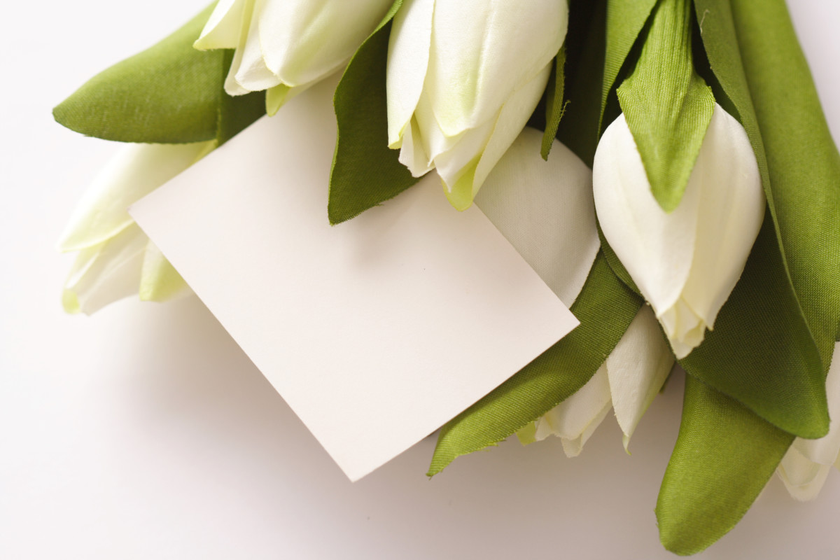What to say in a sympathy card