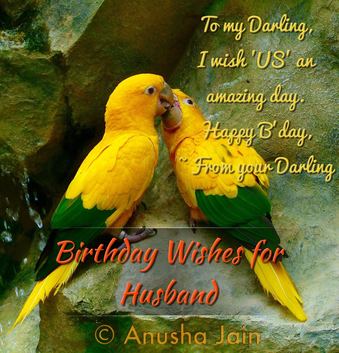 Happy Birthday Husband - Funny and Sincere Romantic Poems, Quotes, Wishes