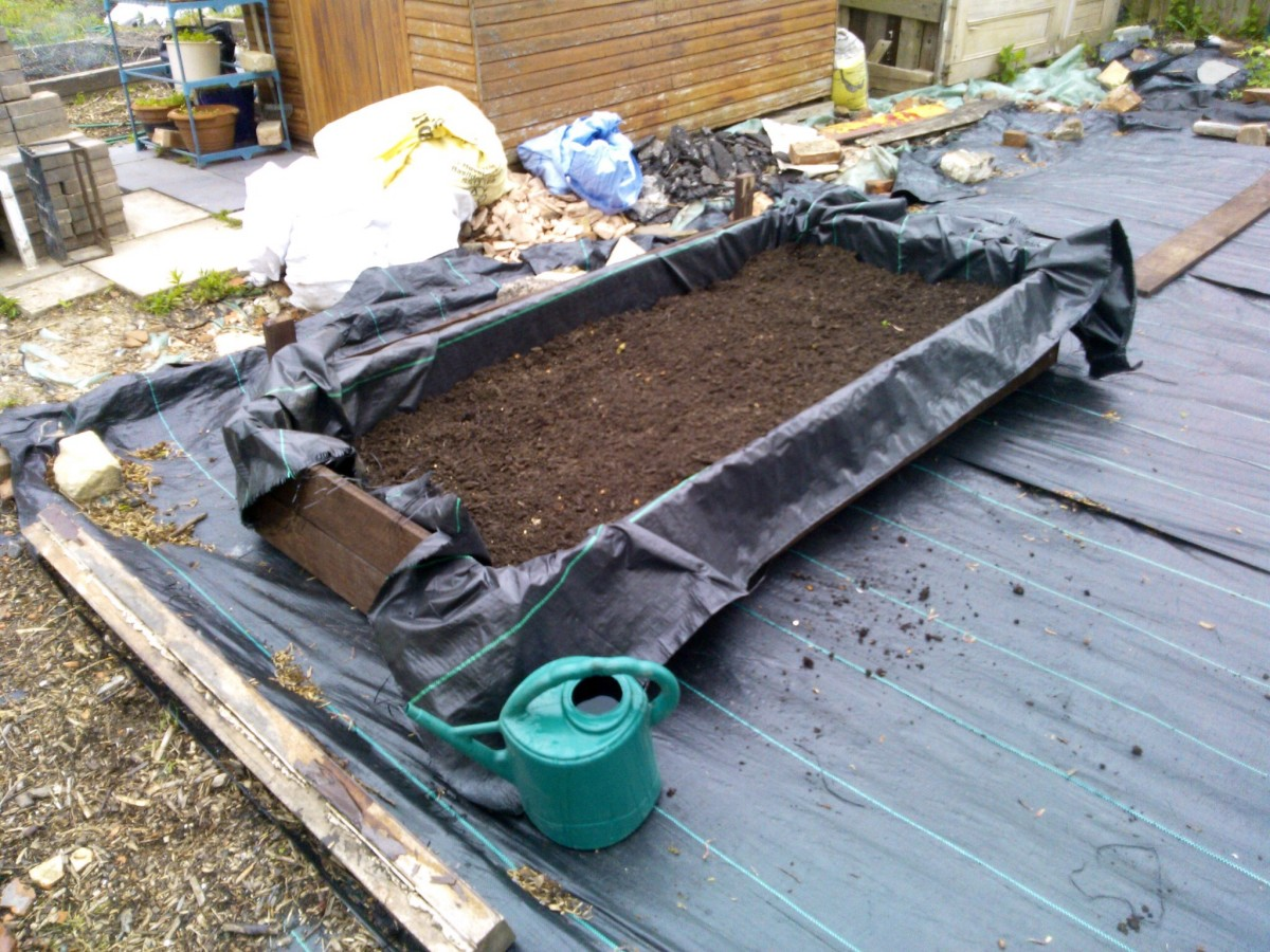 Good quality compost is the most cost effective in the long run.