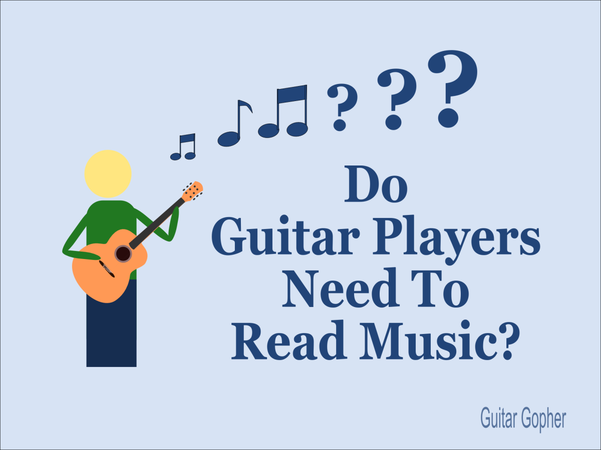 Do you really need to learn to read music if you want to play guitar?