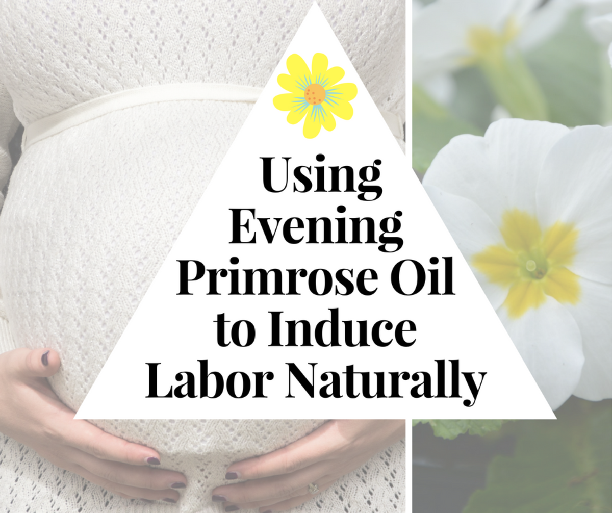 evening primrose oil to induce labor instructions