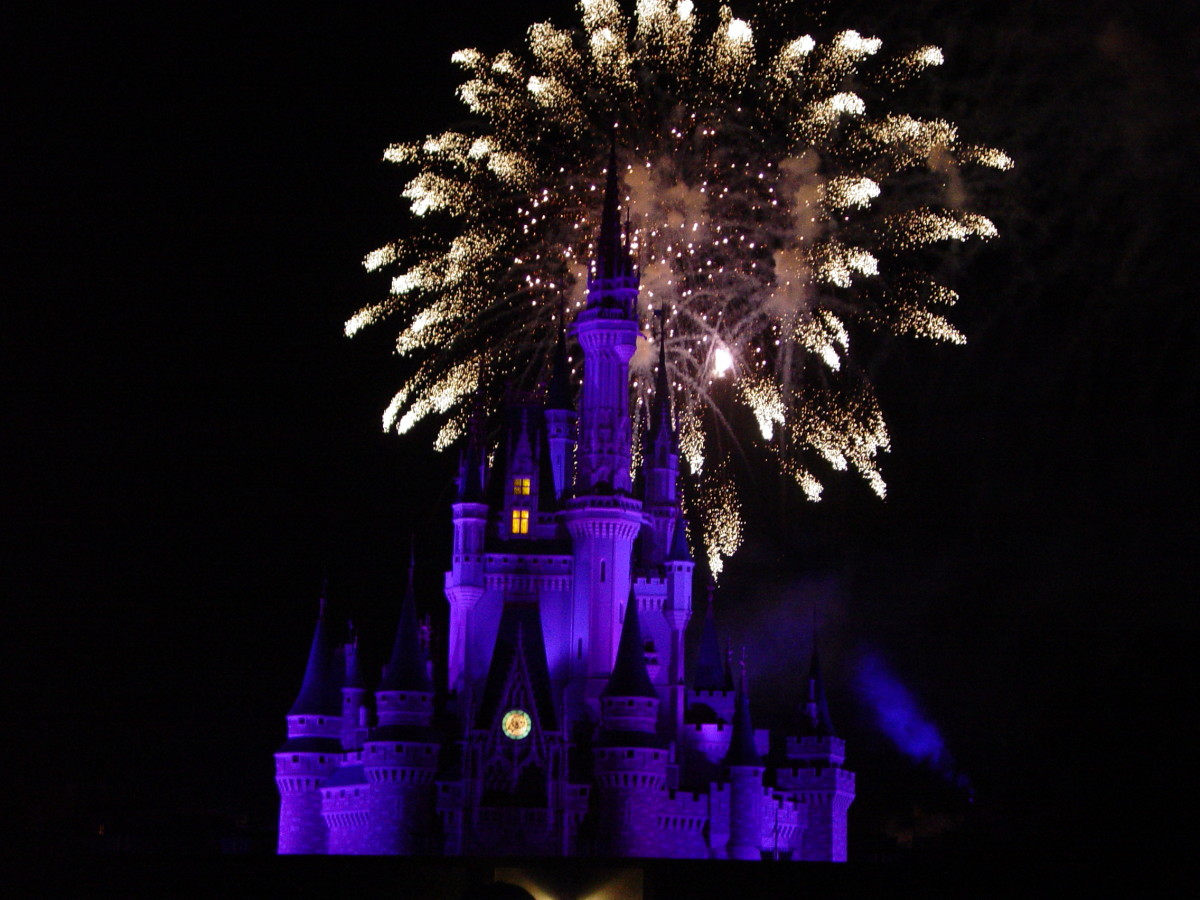 Top Ten Things to Do at Walt Disney World: the Magic Kingdom
