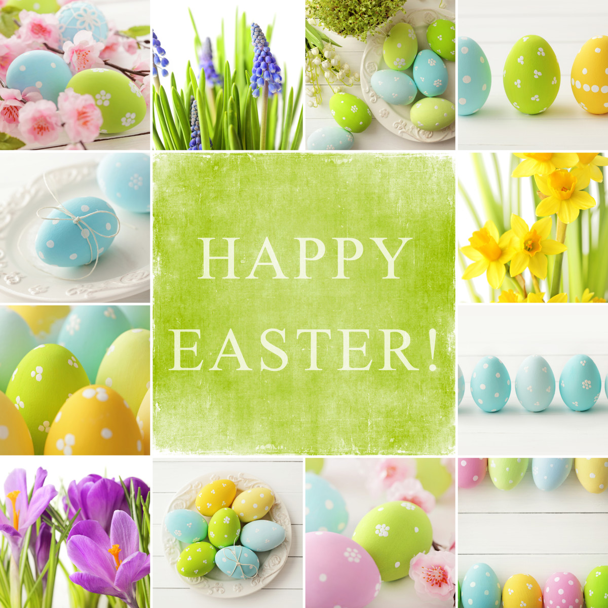 20 Happy Easter Messages & Wishes