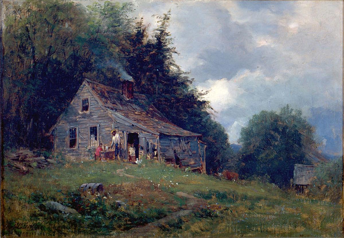 A summary and analysis of Faulkner's Barn Burning.