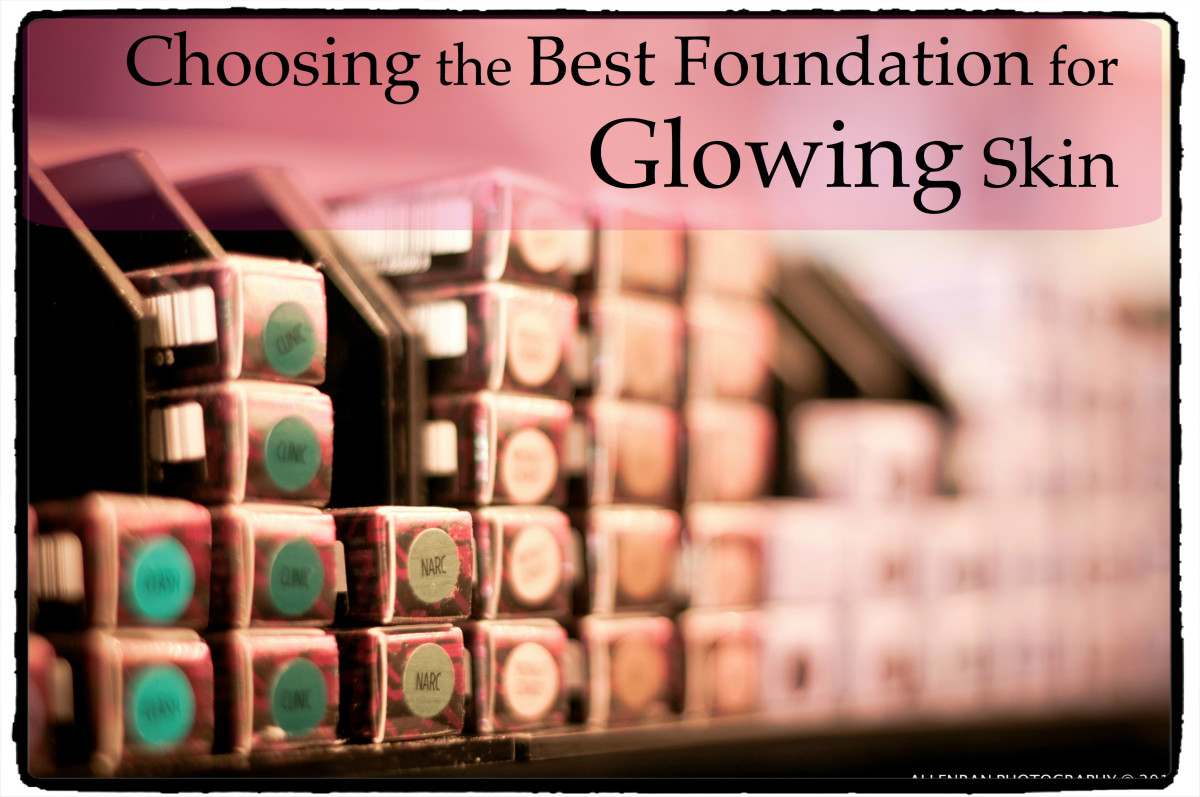 Top 5 Foundation Picks for Glowing Skin