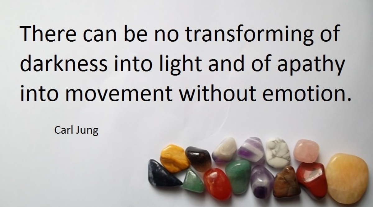Quoted by Carl Gustav Jung: 26 July 1875 to 6 June 1961 who was a Swiss psychiatrist and psychotherapist