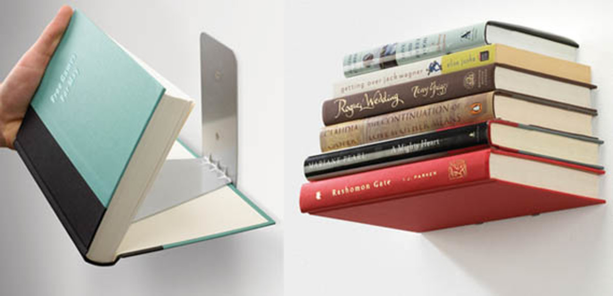 Cool Bookcase Ideas cool bookshelf ideas: diy bookshelves from recycled materials
