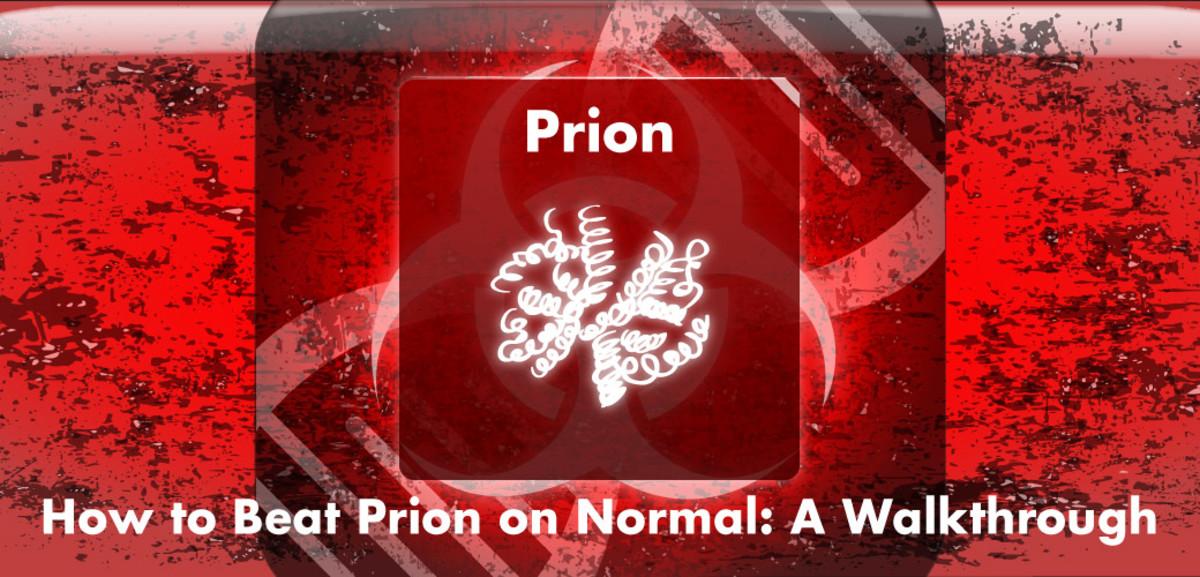 Plague Inc Prion Normal