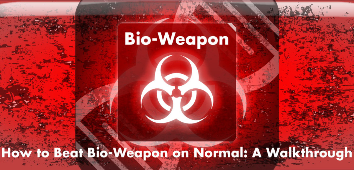 "How to ""Beat Plague Inc. Bio-Weapon"" on Normal"