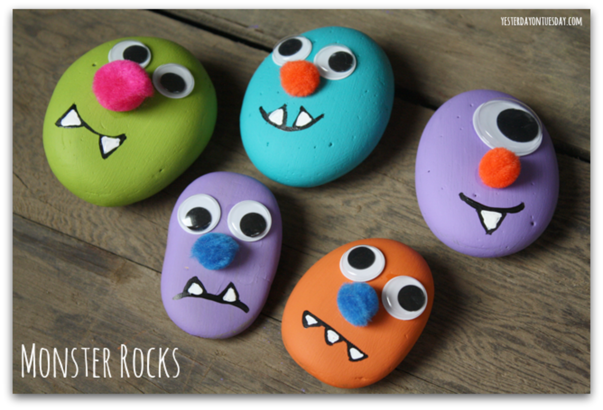 Fun Halloween Crafts To Do With Your Kids Feltmagnet