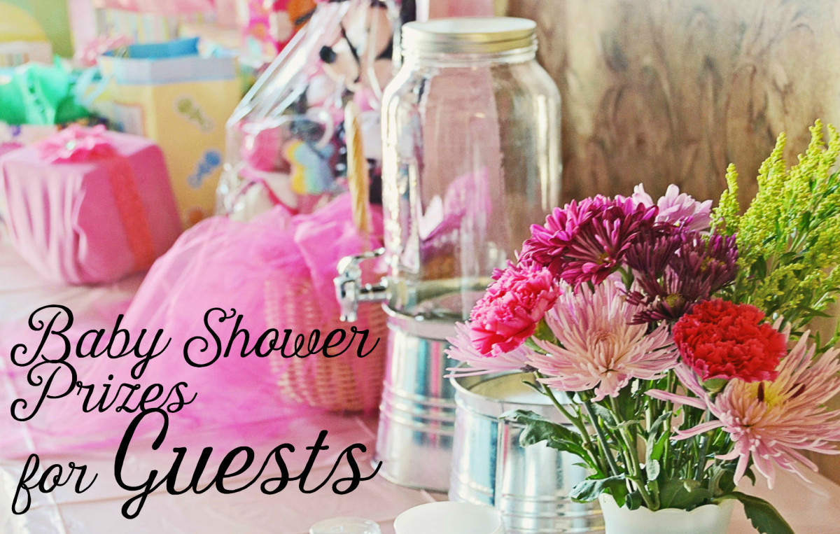 Baby Shower Prize Ideas That Won't Break the Bank