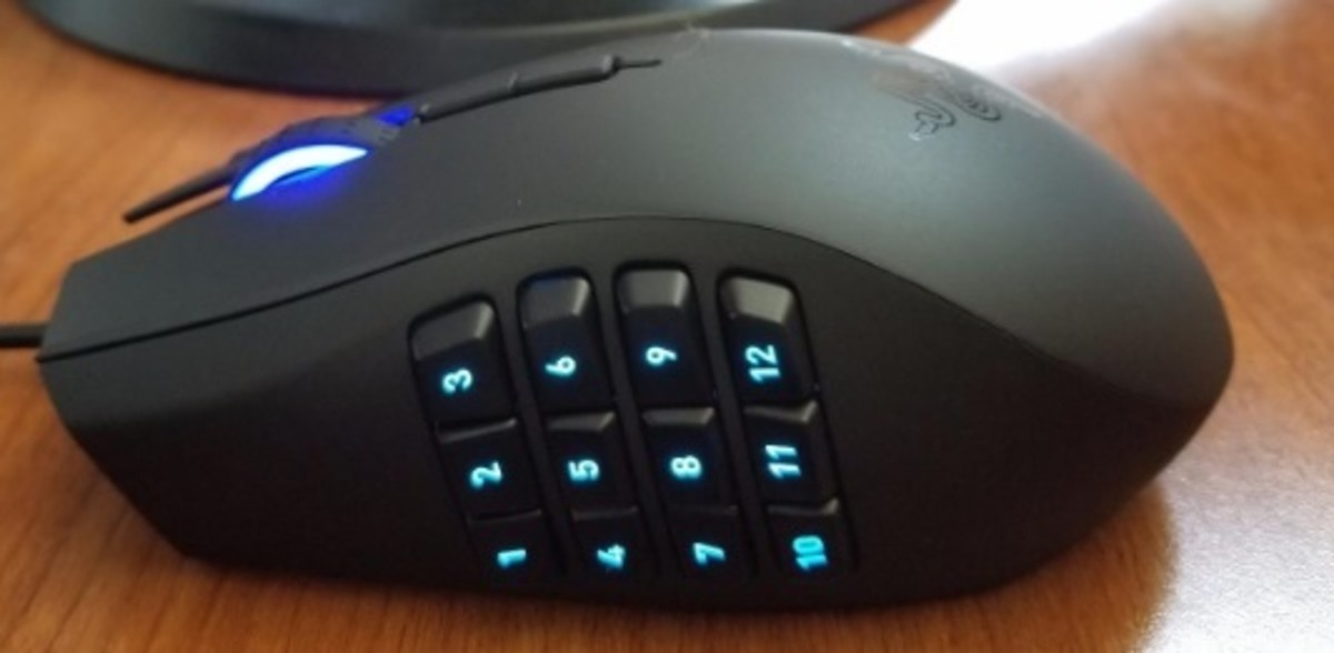 Best MMO Mouse for PC Gaming 2019