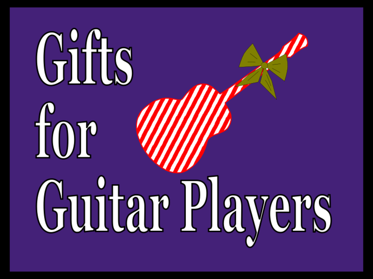 Cool and clever guitar gift ideas!