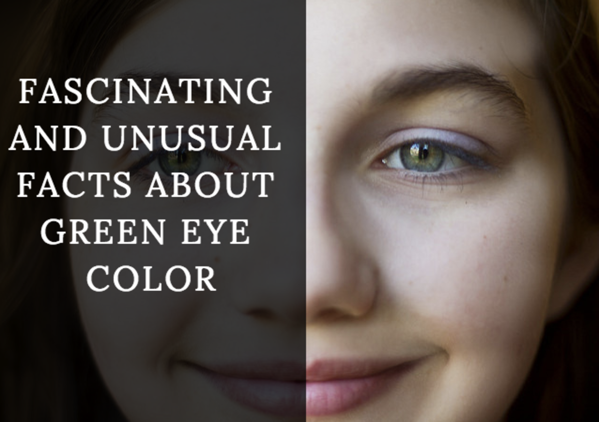 Fascinating And Unusual Facts About Green Eye Color Owlcation Education