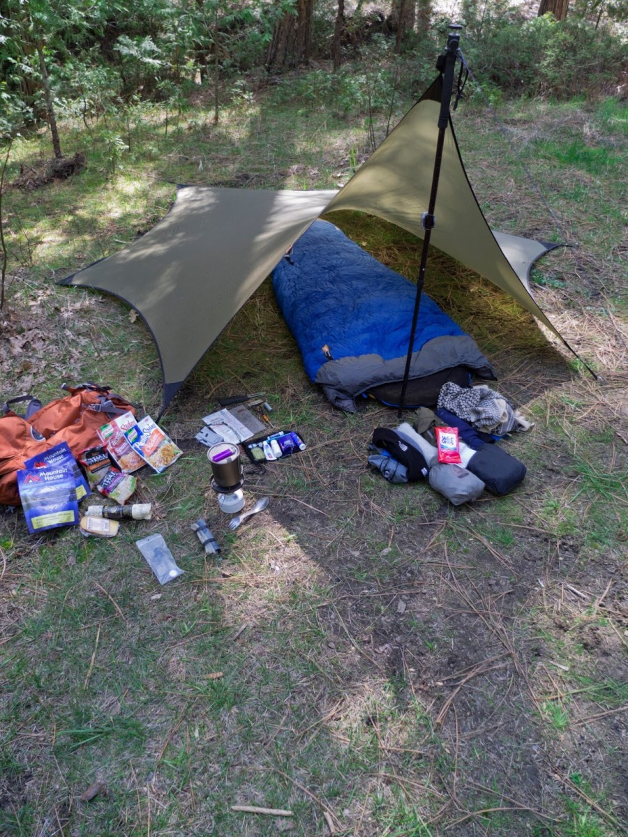 How To Achieve Ultralight Backpacking Status