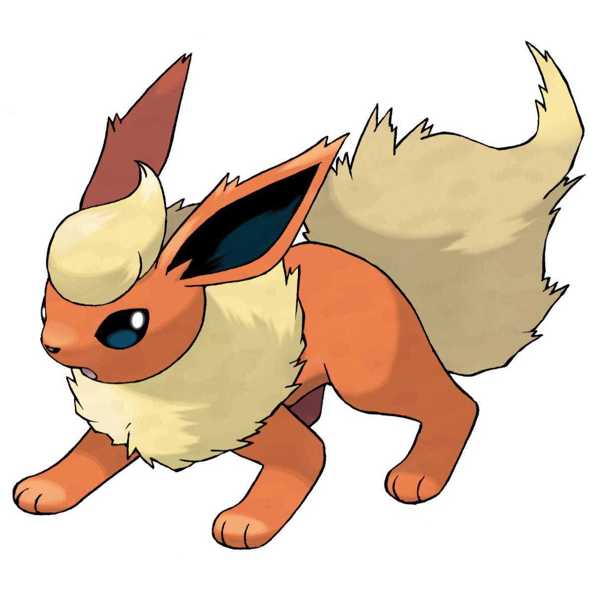 Pokémon X and Y Walkthrough, Pokémon Move Sets: Flareon