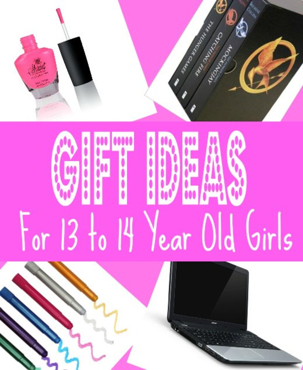 7 Best Gift Ideas For 13 Year Old Girls